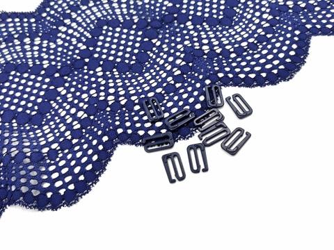 Крючки, 15 мм, металл, темно-синий (KR/15-061), шт