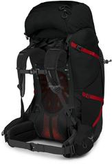 Рюкзак туристический Osprey Aether Plus 100, Black - 2