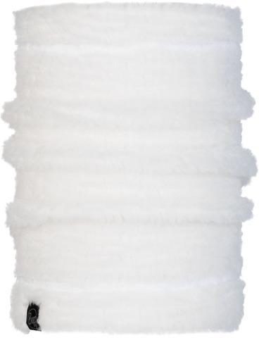 Теплый шарф-труба Buff Neckwarmer Thermal Solid White фото 1
