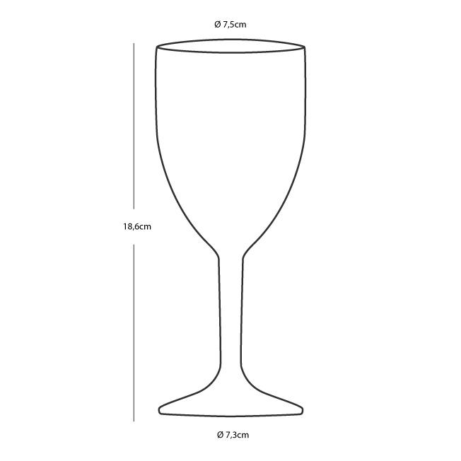 WINE GLASS SAILOR SOUL
