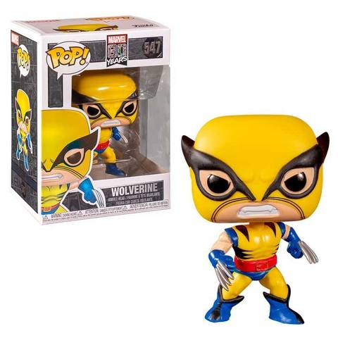 Marvel 80th The Original Wolverine Funko Pop! Vinyl Figure    Росомаха