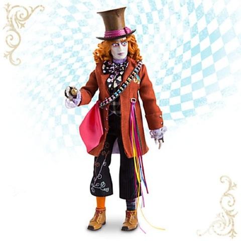 Дисней Алиса в Зазеркалье Безумный Шляпник