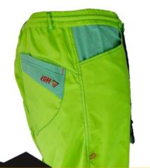 Брюки для скалолазания Hi-Gears The Cliff Pants Summer green (зеленые)