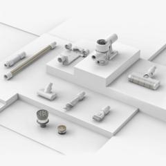 Пылесос Xiaomi Dreame V10 Pro (EU)