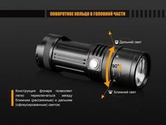 Карманный фонарь Fenix FD45 Cree XP-L HI LED