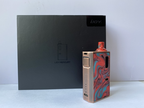 Набор Mercury Resin AIO Kit by IJOY 1100mAh 2мл
