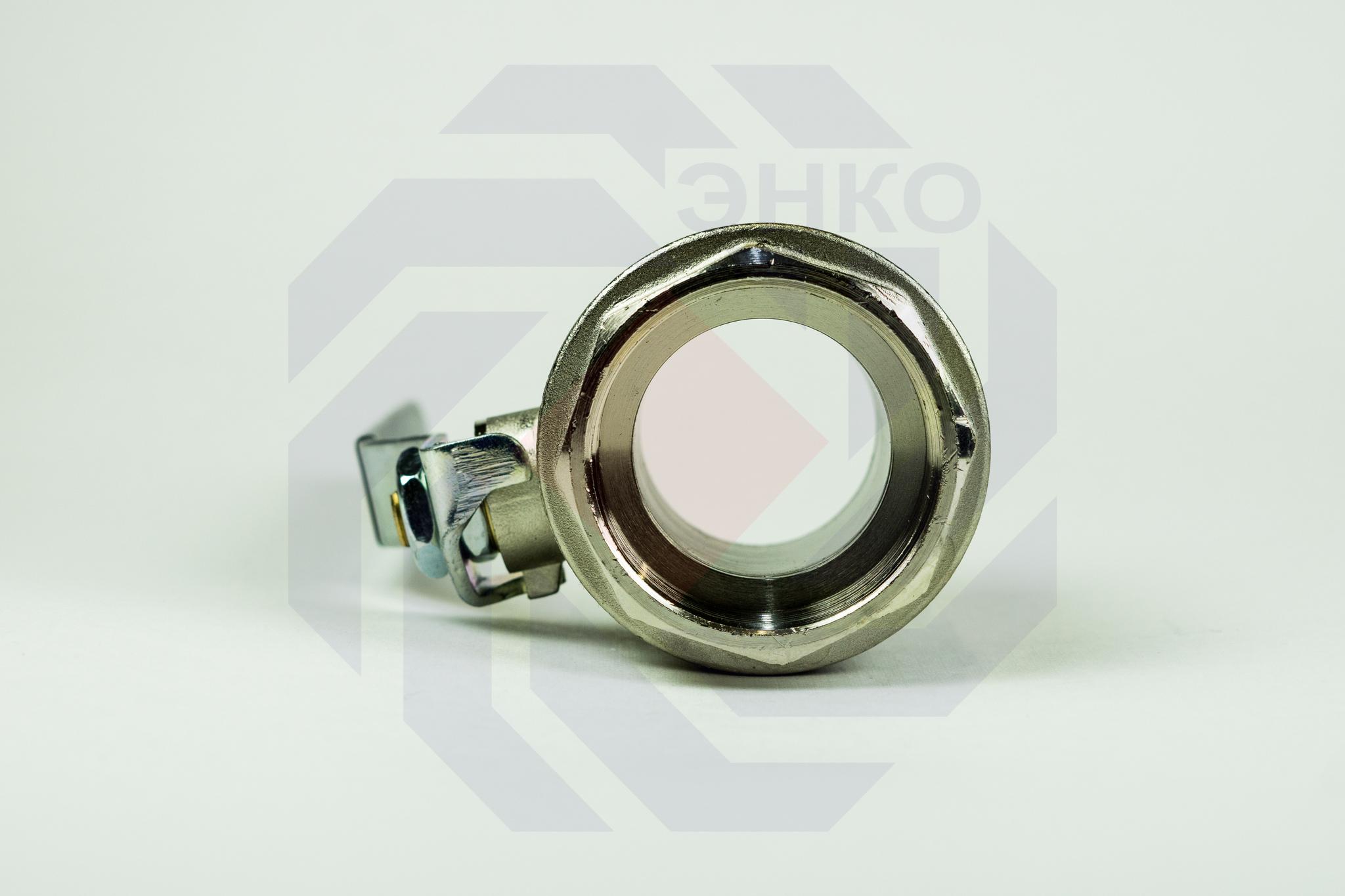 Кран шаровой ВР/ВР BUGATTI 601 2