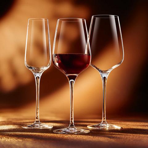 Набор из 6-и бокалов для красного вина  550 мл, артикул N1744. Серия Sublym