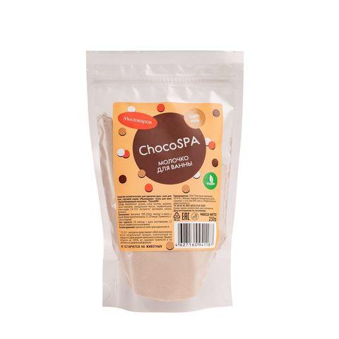 Молоко для ванн Choco Spa | Мыловаров