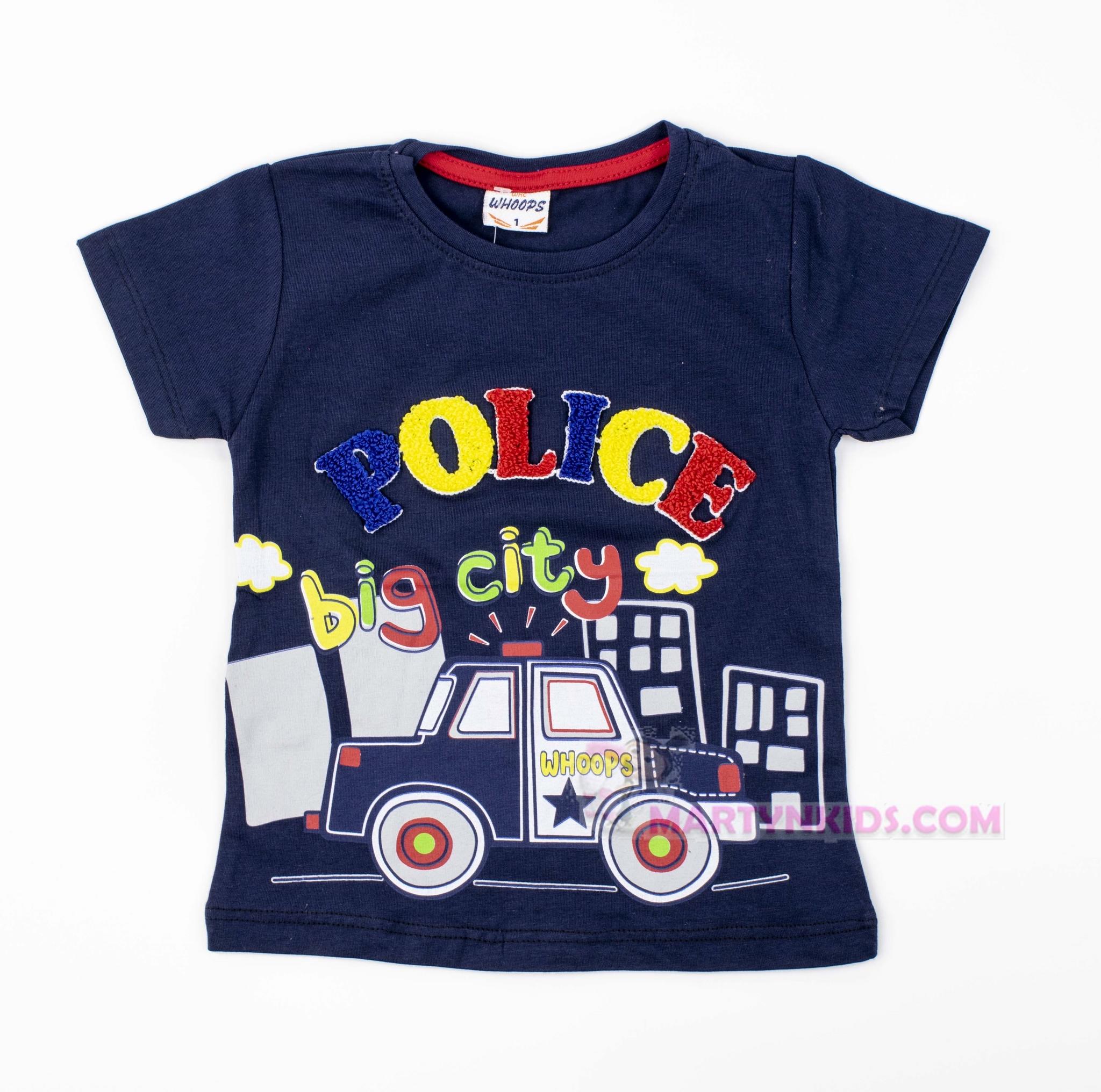 3521  футболка POLICE