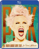 P!nk / The Truth About Love Tour: Live From Melbourne (Blu-ray)