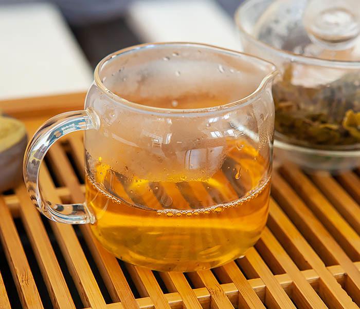 TEA-CH131 Шен Пуэр «Дикий» с горы Лао Цзюнь Шань (Юньнань, 50 гр) фото 11