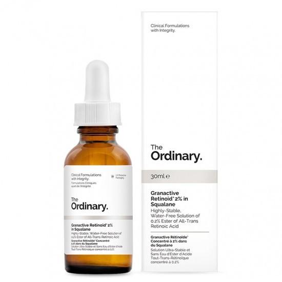 Сыворотка The Ordinary Granactive Retinoid 2% in Squalane