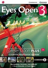 Eyes Open 3 Pres Plus DVD-ROM