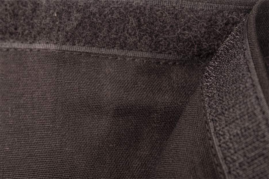 Ткань и липучка