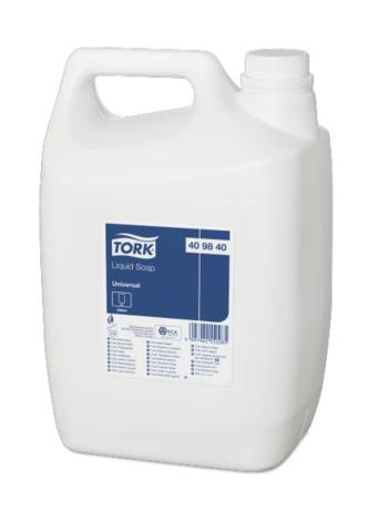 Жидкое крем-мыло Tork Universal 5 л (409840)