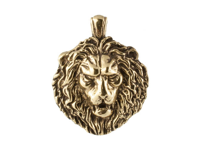 Сувениры Немейский лев кулон RH-540.jpg