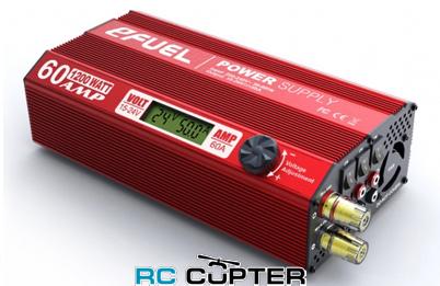 Блок питания eFuel 100/240В 15-30V 50A 1200Вт для зарядного устройства