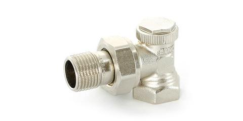 Вентиль обратный угловой Uni-Fitt Thermo 1/2