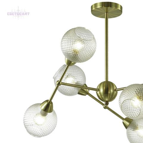 Светильник подвесной 3752/6C серии EVERLY