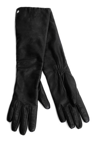 Roeckl Перчатки кожаные длинные