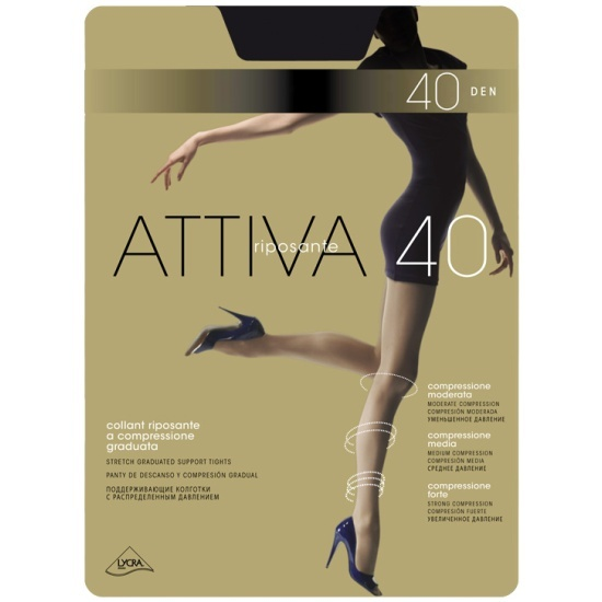 Omsa Attiva 40 колготки женские