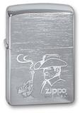 Зажигалка ZIPPO Cowboy