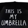 Зонт This is my umbrella (yellow)