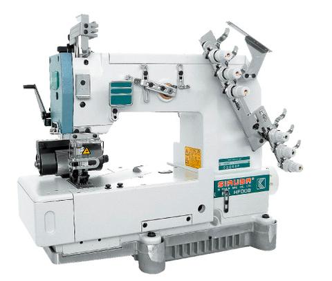 Двухигольная швейная машина Siruba HF008-02064P/FBQ/C | Soliy.com.ua