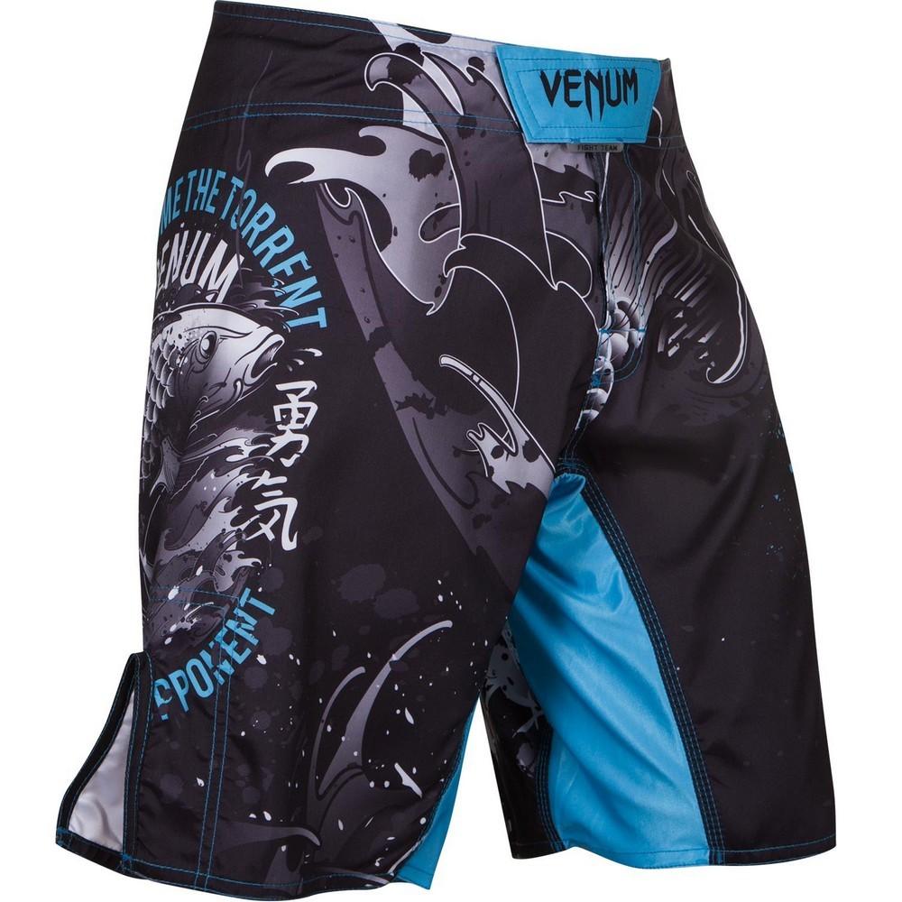 Шорты Шорты Venum Koi Fightshorts Black 1.jpg