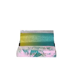 Tropic Vibes Pop Up Foil | Вытяжная фольга с тиснением «Тропические грезы» 50 листов