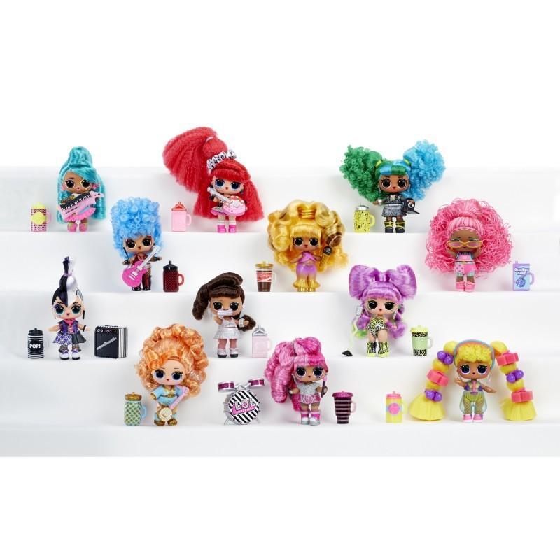 Кукла-сюрприз L.O.L. Surprise Remix Hair Flip Dolls, 566977