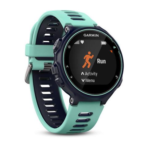 Беговые часы Garmin Forerunner 735XT синие HRM-Run