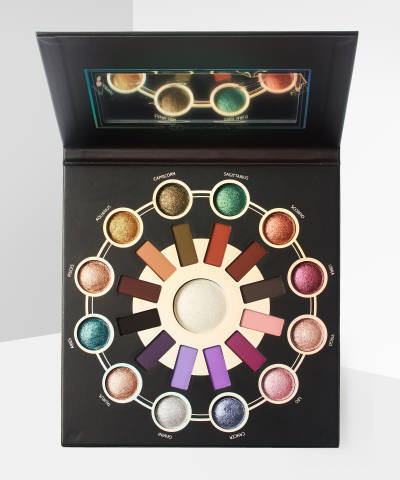 Bh Cosmetics Zodiac 25 color palette