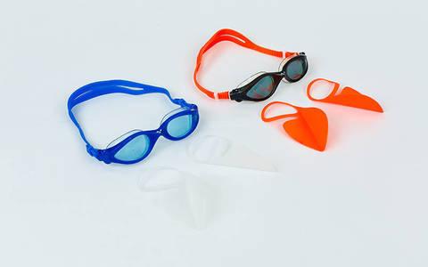 Очки для плавания с рассекателем ARENA FREESTYLE BREATHER KIT