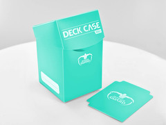 Deck Case 100+ Standard Size Turquoise