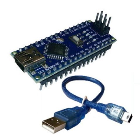 NANO 3.0 FT232RL (Arduino совместимый контроллер)