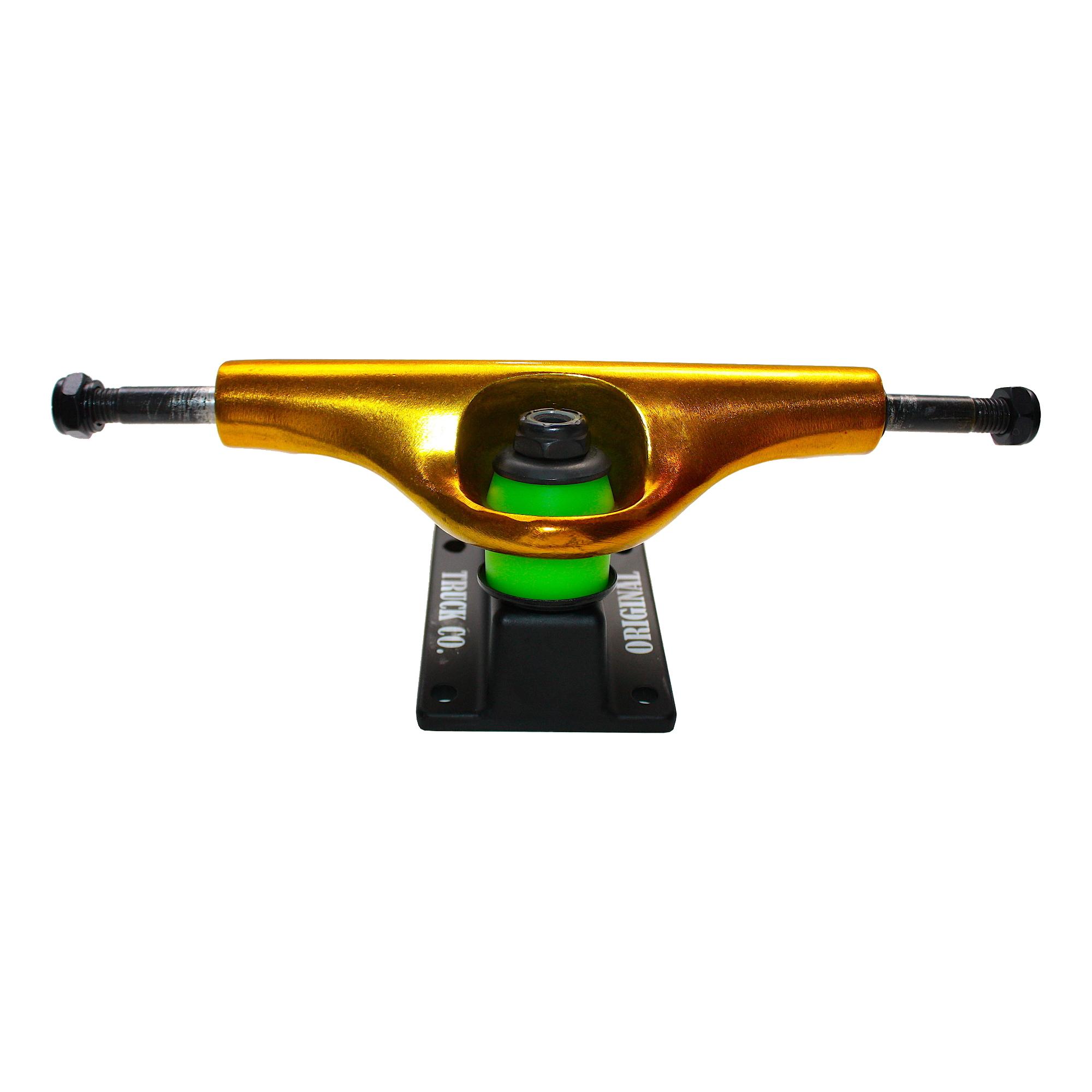 Подвески для скейта ORIGINAL TRUCKS CO. (Gold/Black)