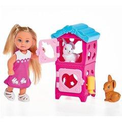 Gəlincik Evi dovşanlar ilə 5733065  - Кукла