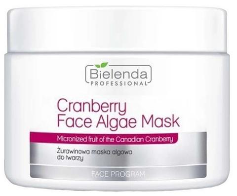 PROFESSIONAL Альгитная маска для лица Клюква 190г