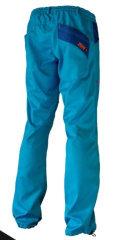 Брюки для скалолазания Hi-Gears The Cliff Pants Summer turquoise (голубые)