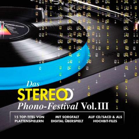 Inakustik CD, SACD, Das Stereo Phono-Festival vol. 3, 0167935