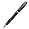 Parker Sonnet - Essential Black Lacquer CT, перьевая ручка, F