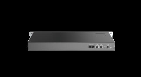 Grandstream GXW4502 - IP шлюз. 2xE1/T1/J1, до 60 одновременных вызовов, поддержка PRI, SS7, MFC R2 digital signaling, 2xGigabit  Ethernet, NAT, 2xUSB