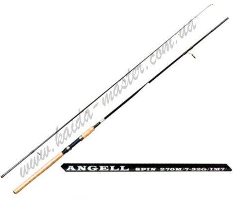 Спиннинг Kaida Angell 2,1 метра, тест 4-21 гр