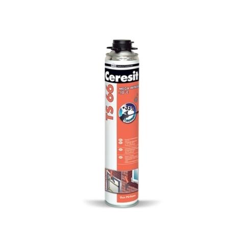 Ceresit TS 66/Церезит ТС 66 МЕГА ЗИМНЯЯ профессиональная монтажная пена