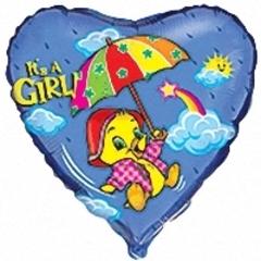 Сердце Это девочка Утенок 18