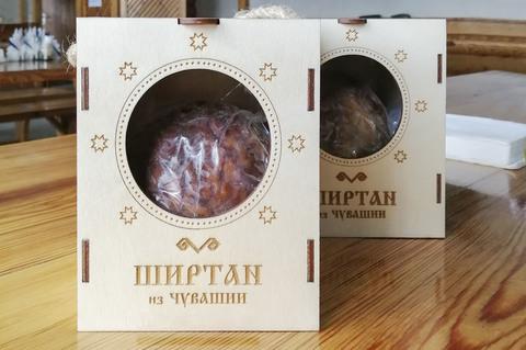 Подарочная коробка для ширтана