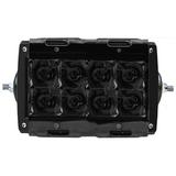 Светофильтр фары  4 темно-серый ALO-AC4DS ALO-AC4DS фото-1