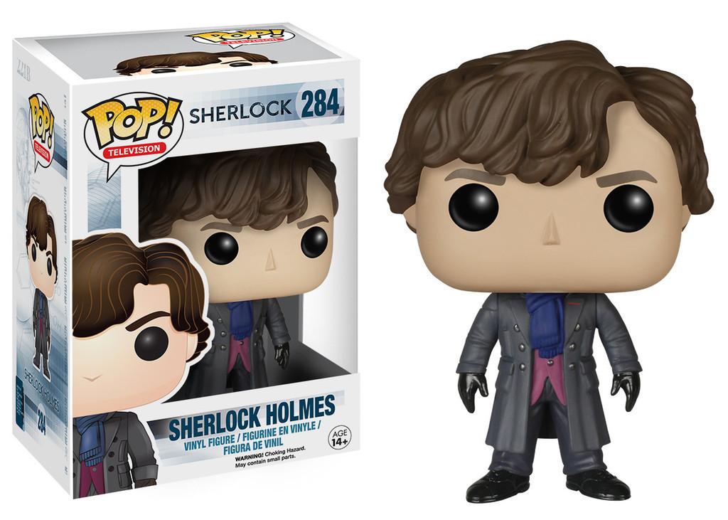 Фигурка Funko POP! Vinyl: Sherlock: Sherlock Holmes 6050